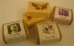 Newman Bluffs Soap Bars